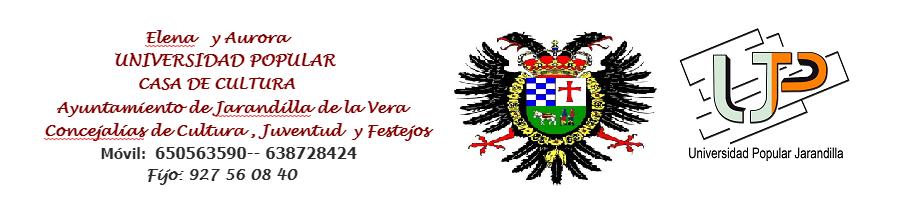 Universidad Popular de Jarandilla de la Vera