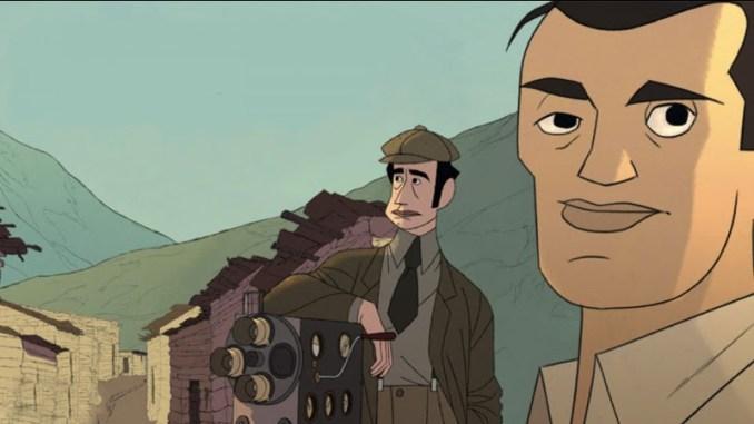 'Buñuel en el laberinto de las torugas' de Salvador Simó