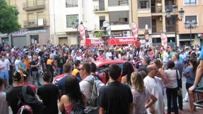 Suspensión de la concentración de motos jaraiz 2020