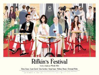 Rifkin's Festival, de Woody Allen en CineClub el Gallinero