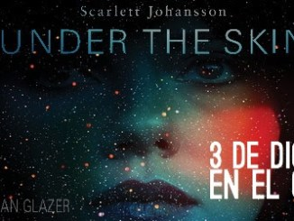 'The Fall' y 'Under the skin' de Jonathan Glazer