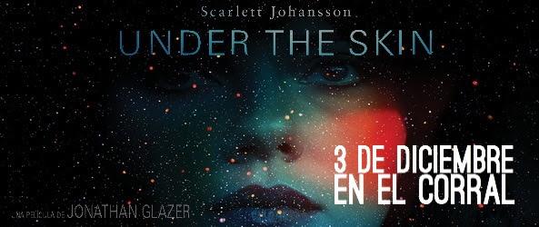 'The Fall' y 'Under the skin' de Jonathan Glazer
