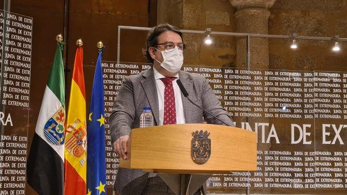 José María Vergeles, Consejero de Sanidad y Políticas Sociales