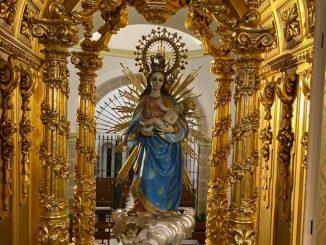 Ntra. Sra. del Salobrar - Patrona de Jaraíz de la Vera
