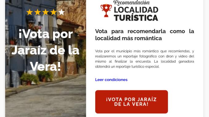 Jaraíz de la Vera- Localidad Romantica