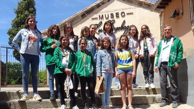 Campeonato Femenino de de ajedrez, de Extremadura