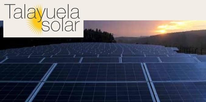talayuela solar