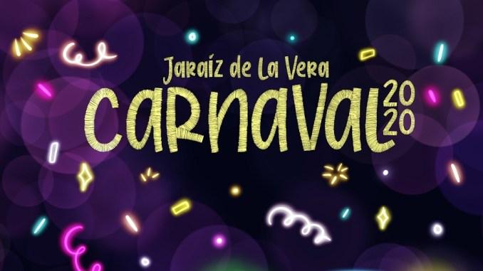 Programación Carnaval 2020 de Jaraíz de la Vera