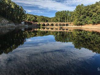El Lago, foto de Ángel Mª Romero, de la web del Ayuntamiento