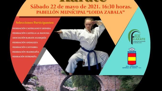 Losar de la Vera acoge este sábado el XIX Trofeo Diputación Provincial de Cáceres de Kárate