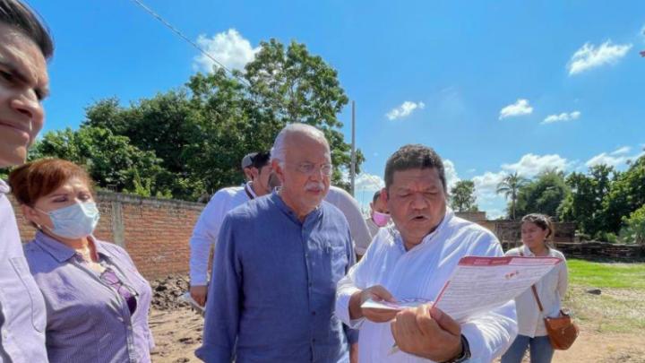 Responde el Gobierno Federal a las gestiones realizadas por Miguel Ángel Navarro Quintero.