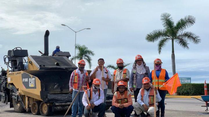 El Ayuntamiento de Bahía de Banderas le apuesta a mejores vialidades