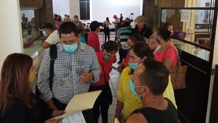 Antorcha Campesina entrega Pliego Petitorio a nueva administración de Tepic