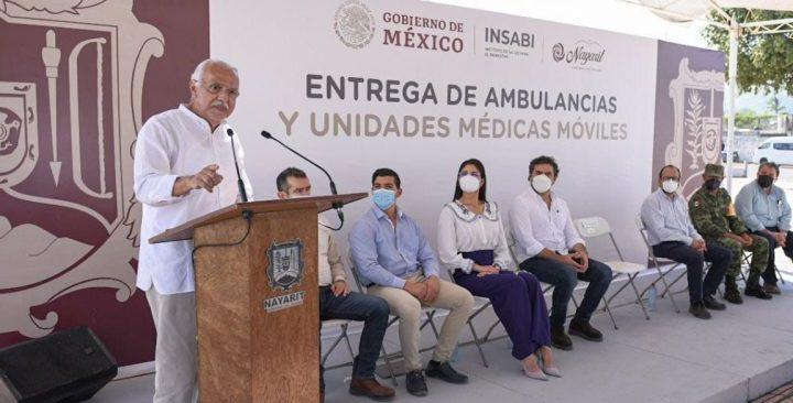 Importante avance en Salud para beneficio de miles de nayaritas. Miguel Ángel Navarro Quintero.