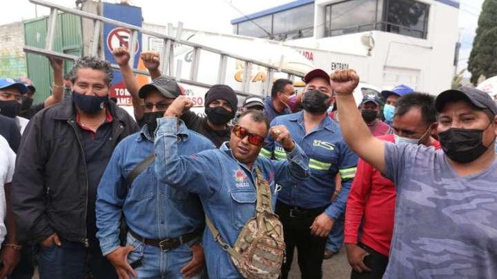Gaseros de CdMx y estados anuncian paro nacional indefinido