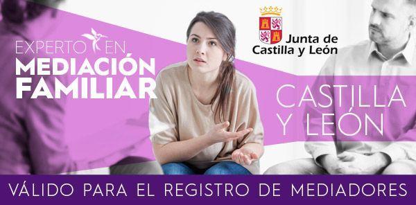 Curso de Mediación Castilla y León