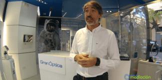 El director técnico de Gran Óptica, Jorge Rodríguez, habla sobre la visión de la mujer