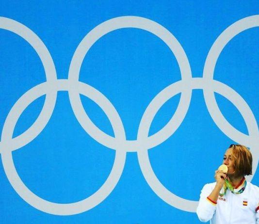 Mireia Belmonte, mujer leyenda en el deporte