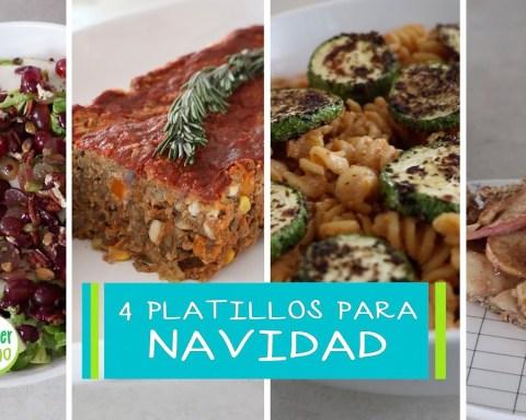 navidad saludable recetas ensala