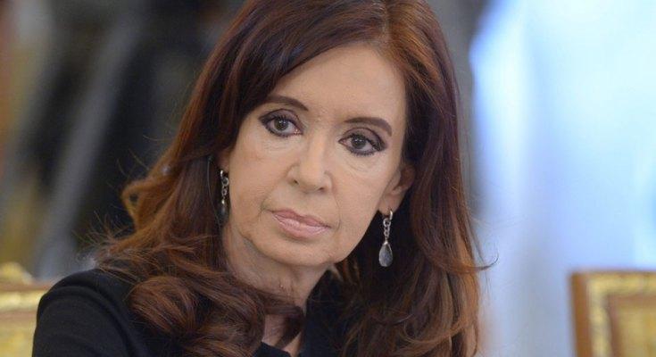 senadora Cristina Kirchner