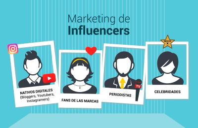 marketing de influencers