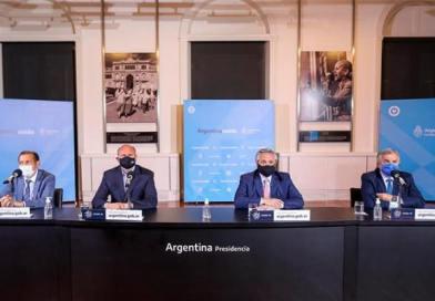 ASPO: Habrá restricción de circulación en departamentos de 18 provincias por 14 días
