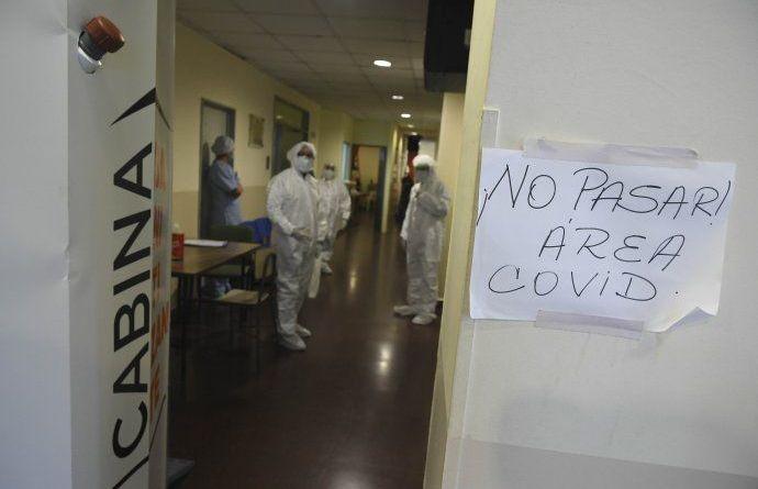 Coronavirus en Argentina: Reportan 663 muertes, la máxima en un día desde el inicio de la pandemia