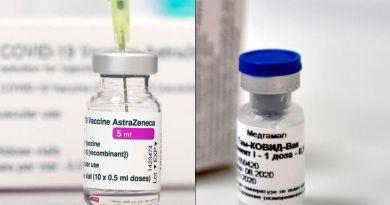 Coronavirus: estas serán las combinaciones de vacunas que se podrán hacer para tener las dos dosis