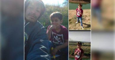 Encontraron muertos al nene de 7 años y a su padrastro que estaban desaparecidos