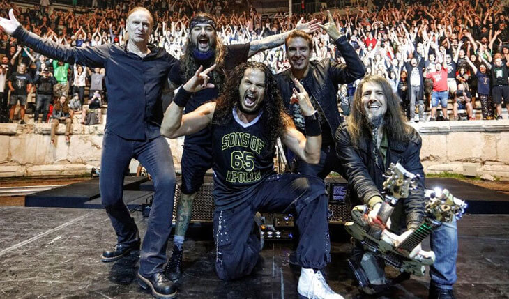 sons of apollo brasil