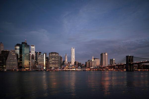 Torre Beekman Frank Gehry cambia el skyline de Nueva York  diariodesigncom
