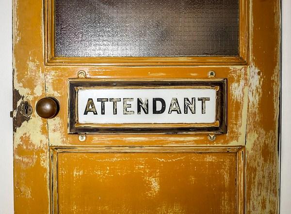 Attendant: una cafetería oculta en lo que antes eran unos baños públicos en Londres