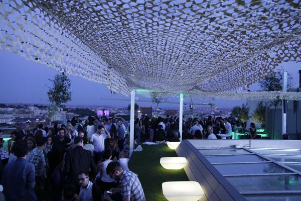 Crculo de Bellas Artes la nueva terraza de moda de