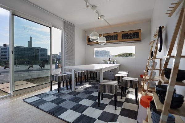 """Cuisine Box"" by IKEA in Paris"