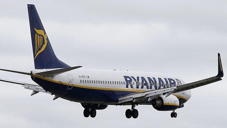 desconvocadas, jornadas, huelga, acuerdo, TCP, Ryanair,