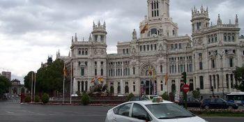 taxistas, abandonan, comité, madrileño, transportes,