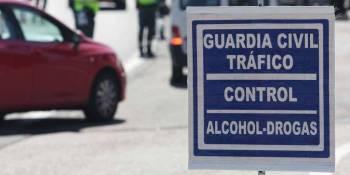efectos, conductores, detectados, día, bajo, consumo, alcohol, drogas,