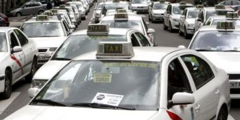taxistas, madrileños, taxi, querella, VTC, UGT,