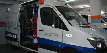 26 heridos, colisión, autobús, Almería,