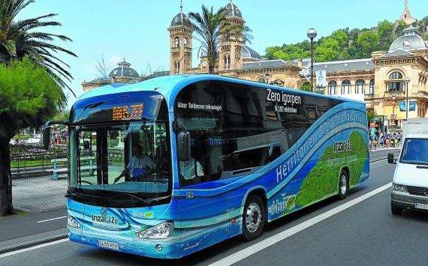 Autobús eléctrico Irizar
