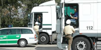 semana,control, Tispol, camiones, autobuses, Unión Europea,