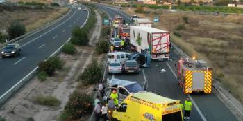 7 cosas, problemas, accidente, carretera, camiones, conductores,