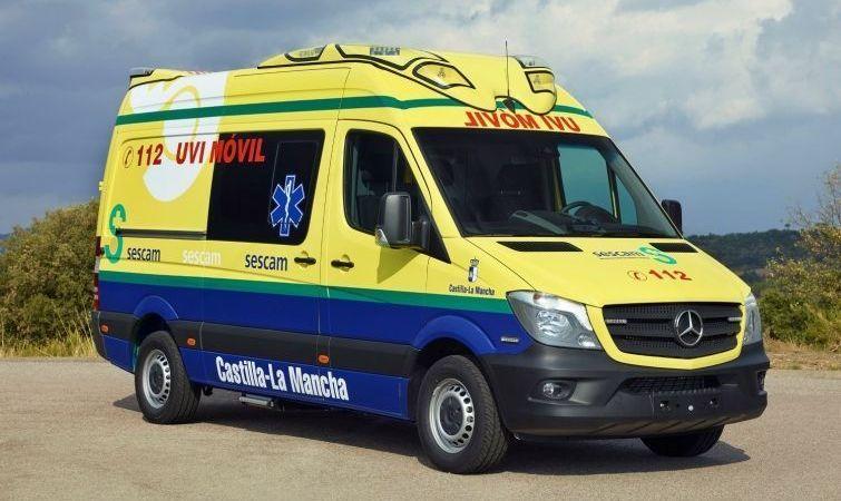 camionero, mujer, herida, grave, colisión, camiones, Albacete, fallecido,