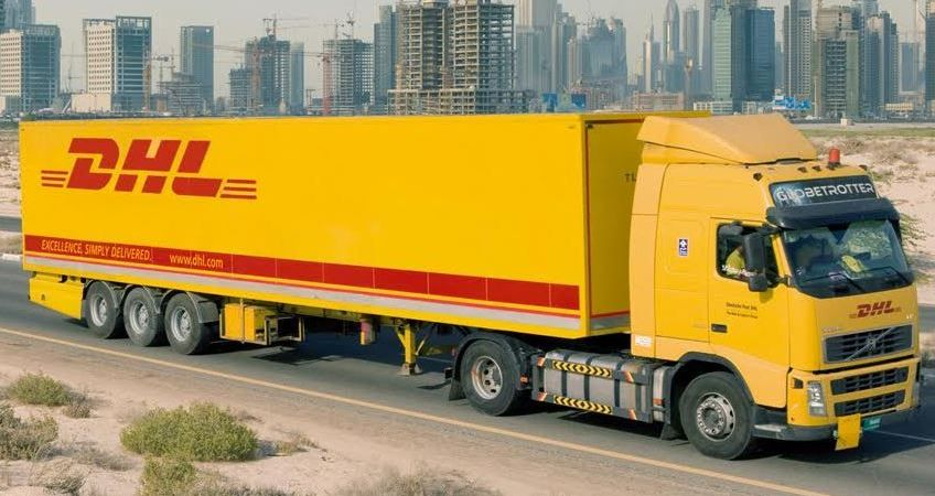 planificación, envíos, DHL Freight, servicio, entrega, fija,