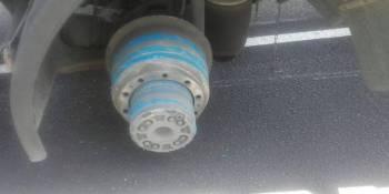 policía, alemana, ruedas, camión, circulando, seguidas, 29, horas,
