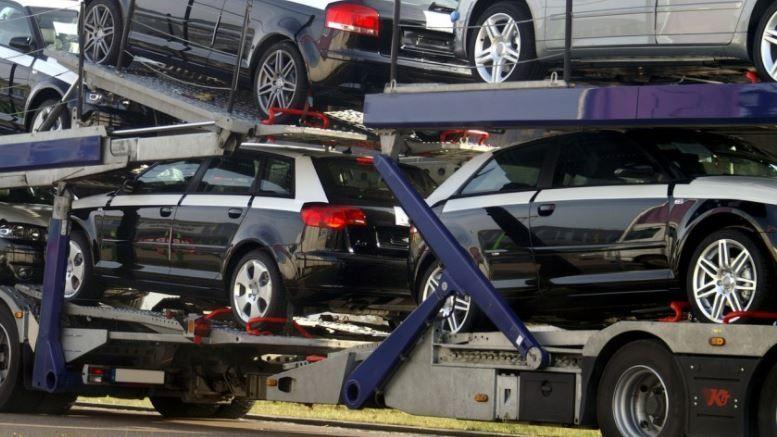 camioneros, rusos, prueban, coche, Audi,