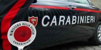camionero, Carabinieri, policía, italiana, encontrado