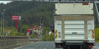 Nacional I, peajes, enero, sanciones, multas, camiones, extranjeros,