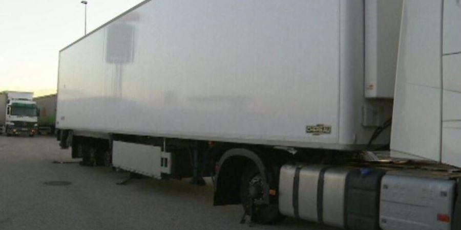 camiones, ruedas, pinchadas,