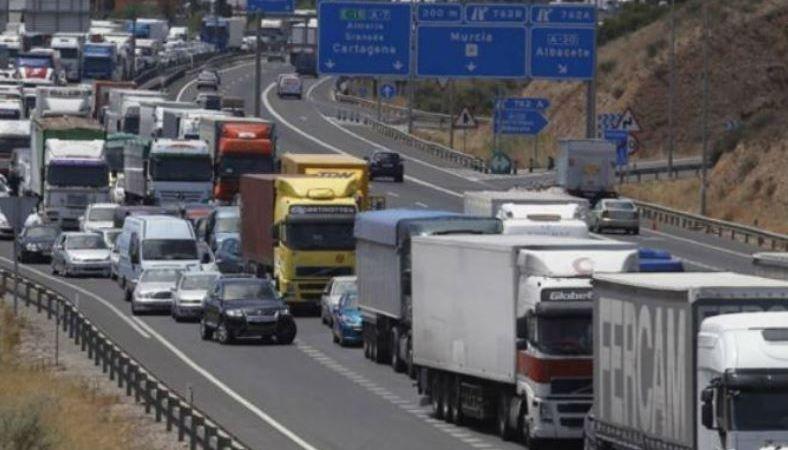 Fetransa, Ministerio de Fomento, reunión, Comité Nacional Transporte por Carretera, demandas,